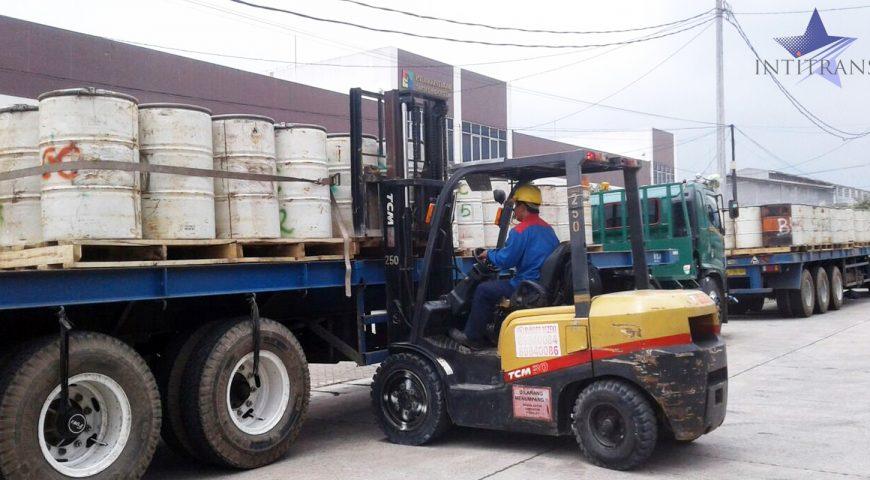 Intitrans freight forwarder Indonesia international freight forwarder
